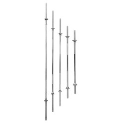 RSB-001T Chrome Barbell Bar