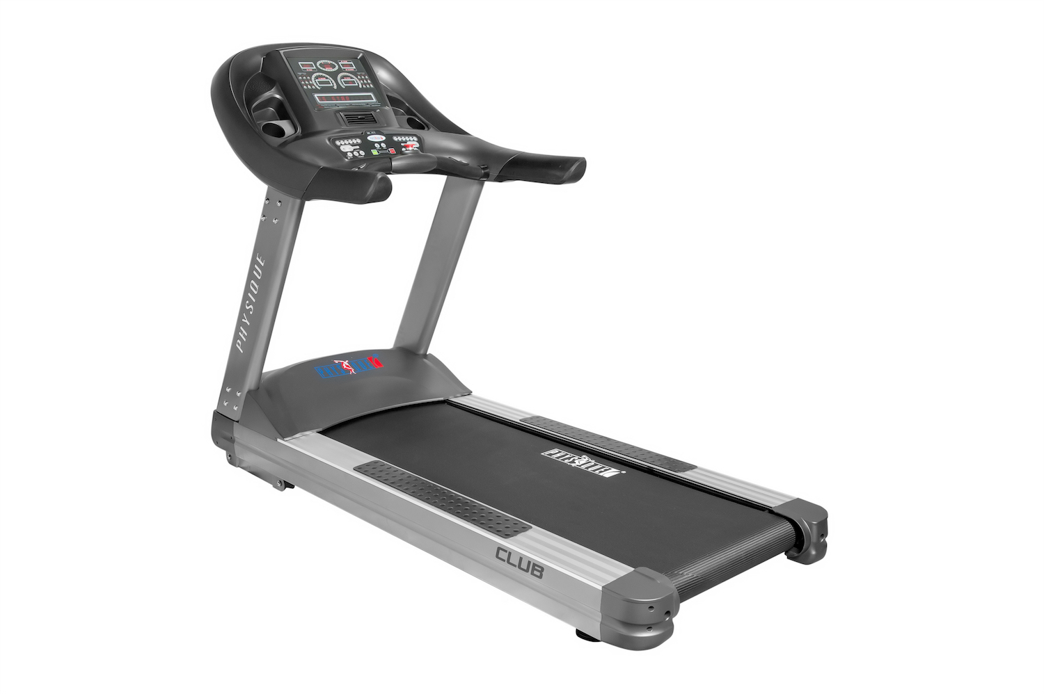 Physique Club Motorized Treadmill Physique Fitness Equipment